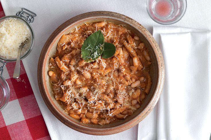 Ricetta Trippa con fagioli e pecorino - La Cucina Italiana: ricette, news, chef, storie in cucina