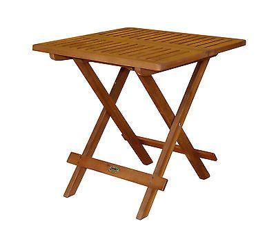 Great Gartentisch x Balkontisch Klapptisch Garten Tisch Beistelltisch Holztisch
