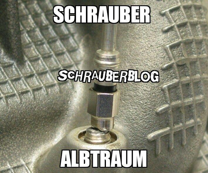 """Die großartige Facebook-Seite """"Schrauberblog"""" kreiert die allerbesten Automechaniker-Memes. Folge ihnen doch einfach."""