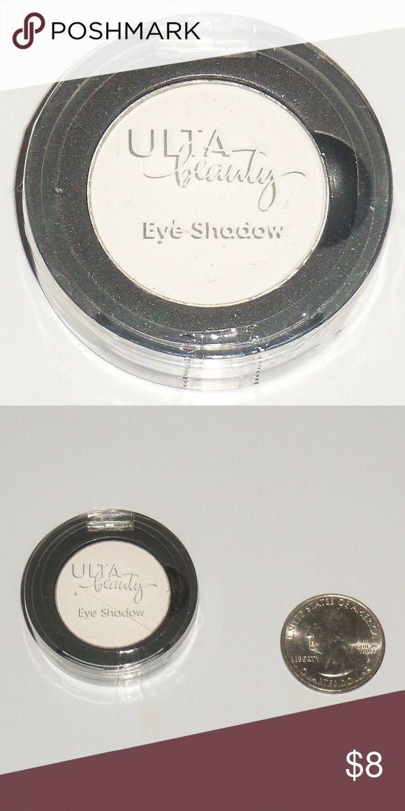 Ulta Eye Shadow Single Pure As Snow NWT