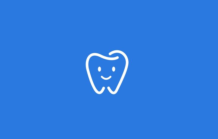 Icon and animation for dental clinic