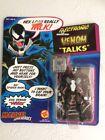 "❦♯ 1991 Toy Biz Marvel Superheroes 5"" Talking Venom Action Figure M/NM Best Ever #marvelsuperheroes #toybiz #talkingtoy http://ebay.to/2EvmQJm"