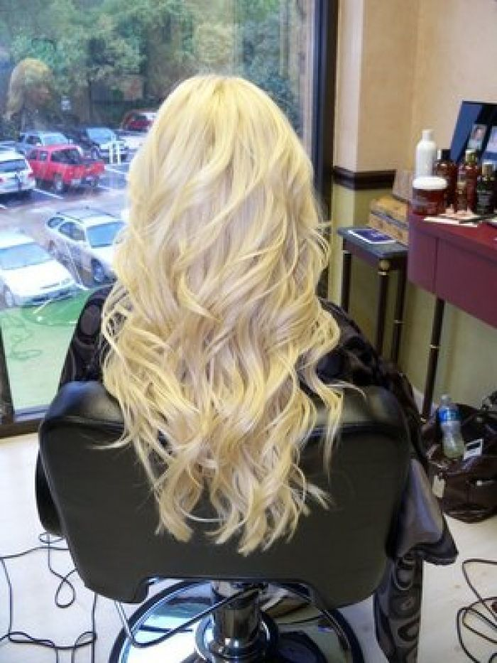 Best 25+ Fusion Hair Extensions Ideas On Pinterest