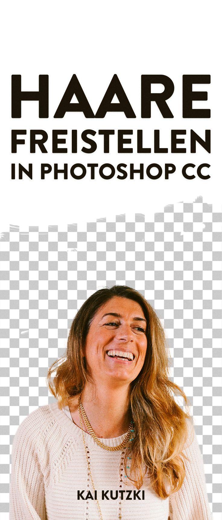 Haare freistellen ist mit Photoshop CC gar nicht so schwer. In diesem Tutorial zeige ich euch wie das geht.