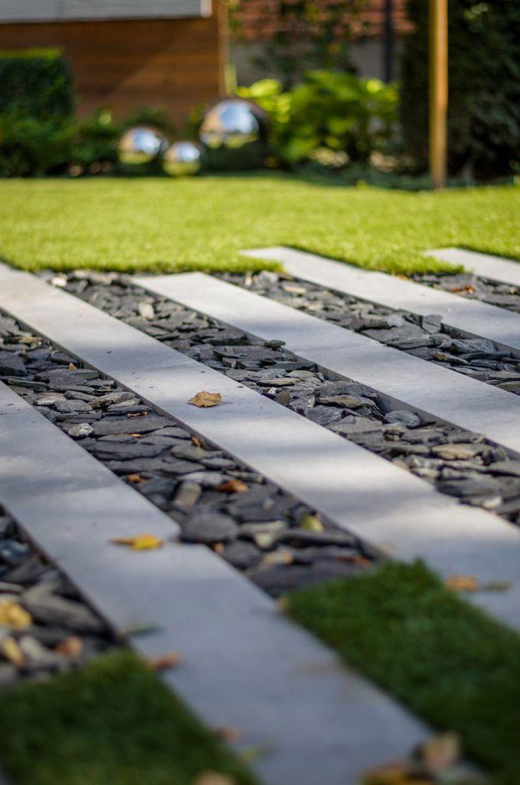 Garden flagstone by StyleCrete concrete