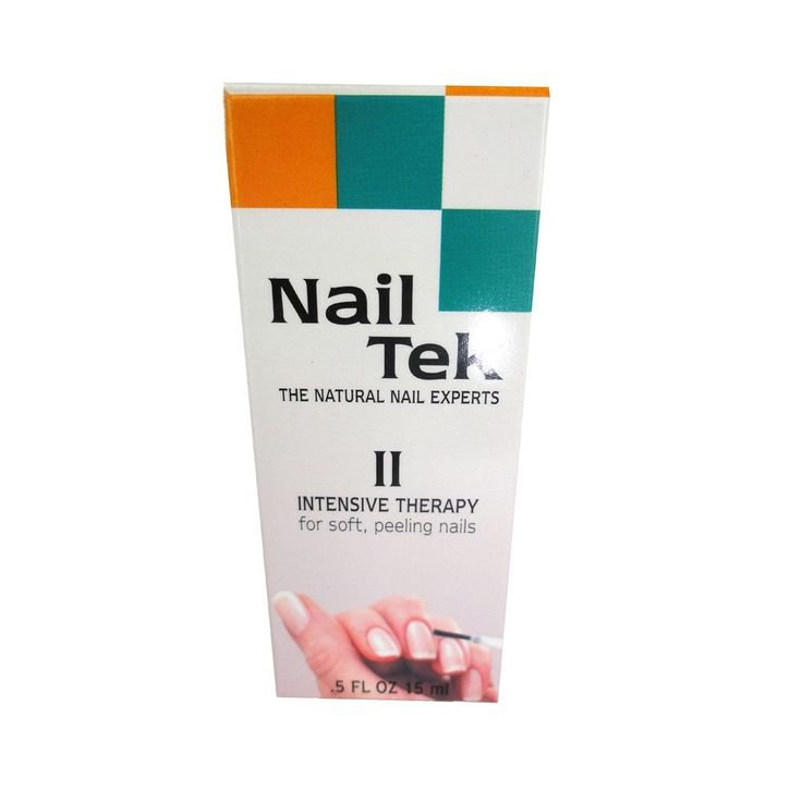 Nail Tek 0.5-ounce Intensive Therapy II