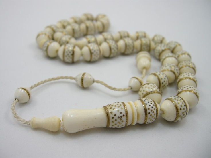 Camel Bone Prayer Beads