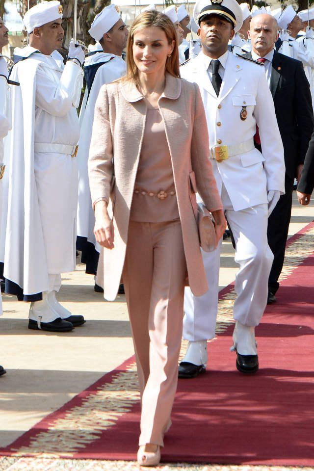 48 times Queen Letizia of Spain wowed us with her royal style.
