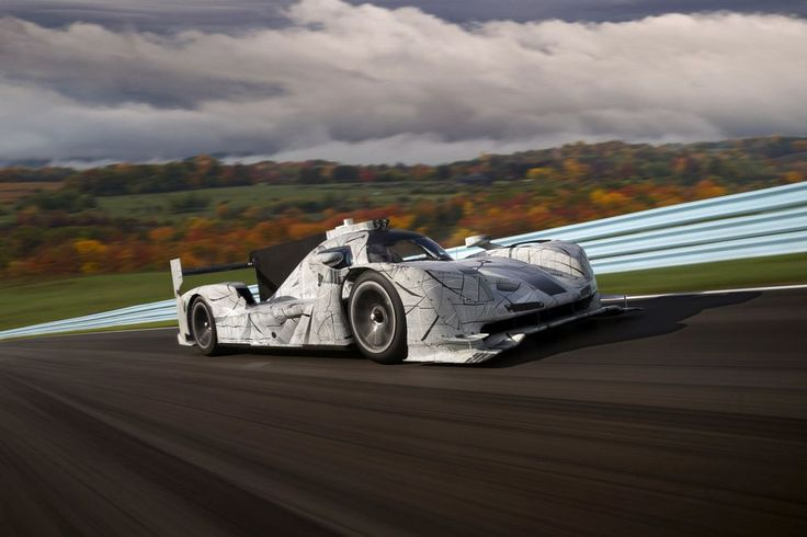 Cadillac returns to prototype endurance racing with a real stunner     - Roadshow  After 14 long years Cadillac has announced its return to prototype endurance racing and its got a hell of a race car for the job.   The new Cadillac DPi-V.R will compete in the IMSA WeatherTech SportsCar Championship in the Prototype class. Dallara built the chassis as cars participating in this class must use a chassis from one of four approved constructors.   The bodywork and engines come from the…