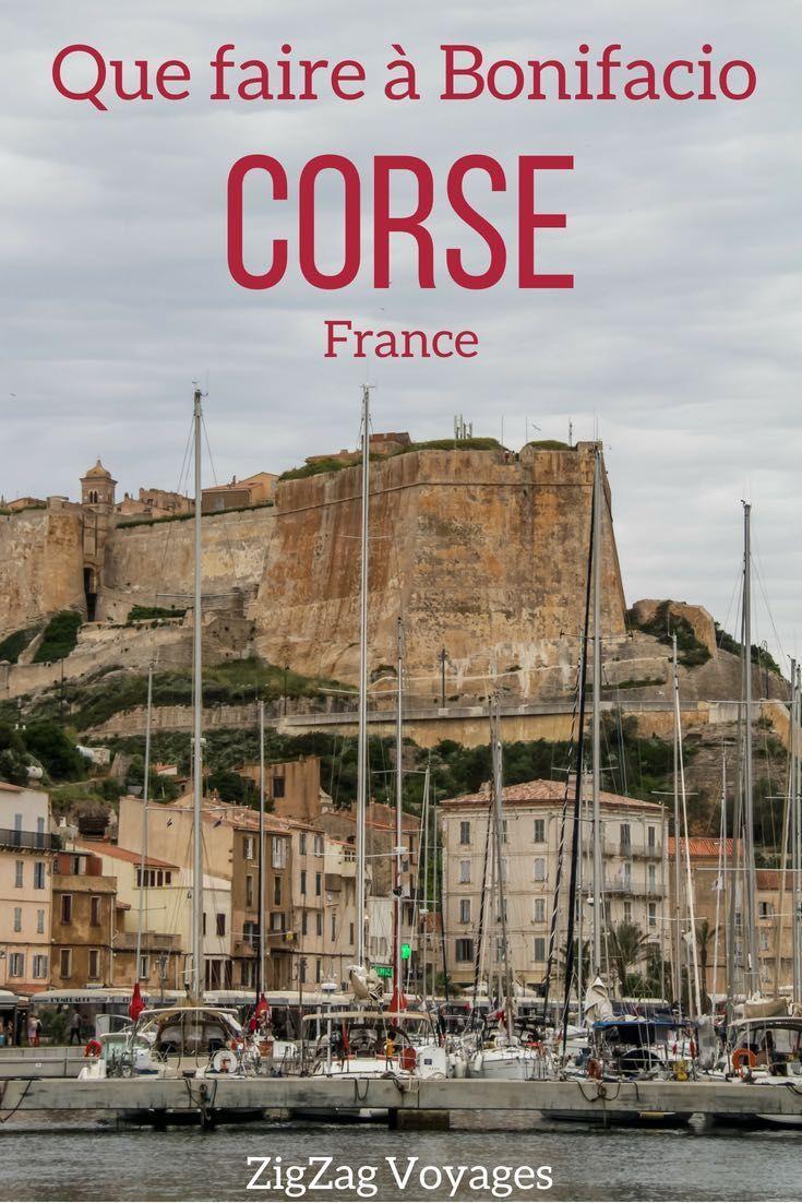 Voyage En Corse Guide Pratique Pour Dcouvrir Les Merveilles De La Ville Bonifacio Corsica France