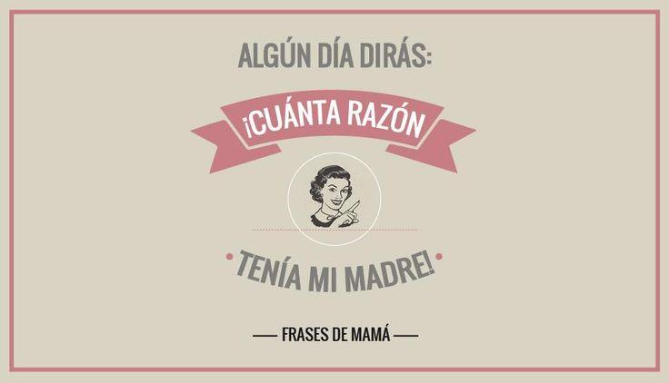 Día de la Madre: 10 frases típicas de mamá que a todos nos dijeron. (Foto: Peru.com)