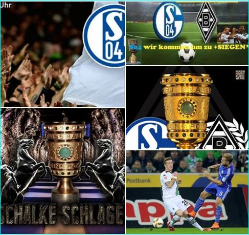 Guten Morgen Borussenfans! Es ist Matchday! Unsere Borussia heute Abend um 20.30 Uhr zu Gast in der Veltins-Arena zur 2. Runde im DFB-Pokal! Trotz der vielen Ausfälle werden wir die Schalker im eigenen Stadion überrollen! Alles geben für Andre! Auf geht's Gladbach! Kämpfen und siegen! Nur der VFL! Mein Leben! Meine Religion! Schwarz-Weiss-Grün bis in den Tod!!! https://www.facebook.com/thomas.mosmueller