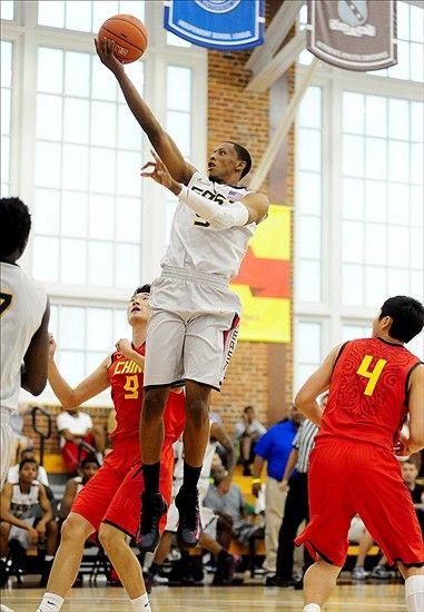 "UNC Basketball Recruiting: Troy Williams ""UNC  #IUCollegeBasketball"