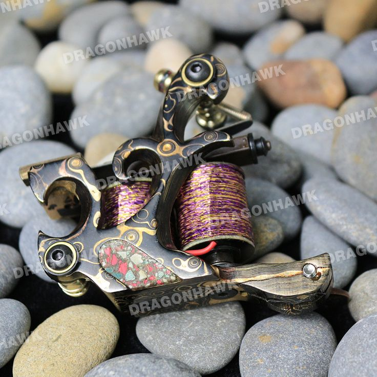 Custom Tattoo Machine: DAMASCUS & COPPER Shader 1 PCS [cum-4(0.5)] - US$200.00 : Dragonhawk tattoo supplies, tattoo kits,tattoo machines for sale global form tattoodiy.com