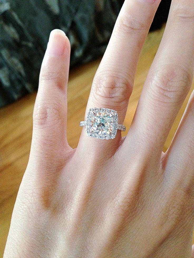 27 best Ooo... shiny! images on Pinterest | Promise rings, Wedding ...