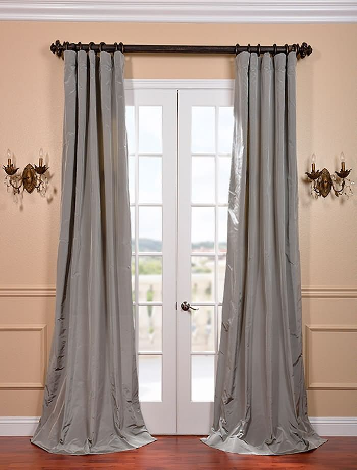 17 Best Images About Crewel Embroidered Curtains On Pinterest
