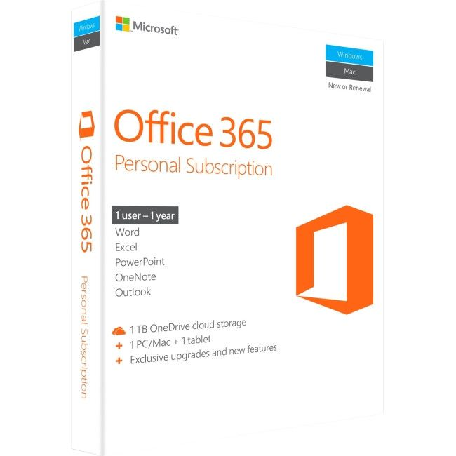 Brand new to Compra: Microsoft Office ... Click here to view! http://www.compra-markets.ca/products/microsoft-office-365-personal-subscription-exclusive-upgrades-and-new-features-1-tb-onedrive-cloud-storage-1-tablet-1?utm_campaign=social_autopilot&utm_source=pin&utm_medium=pin