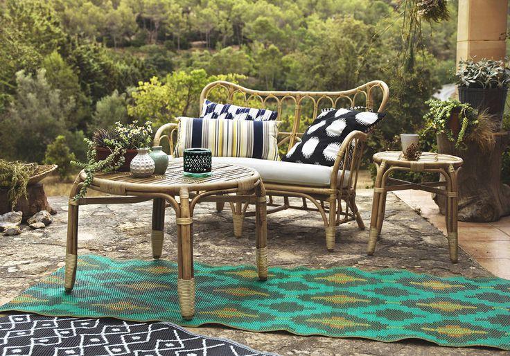 Les 5 secrets d'une terrasse relookée à petit prix