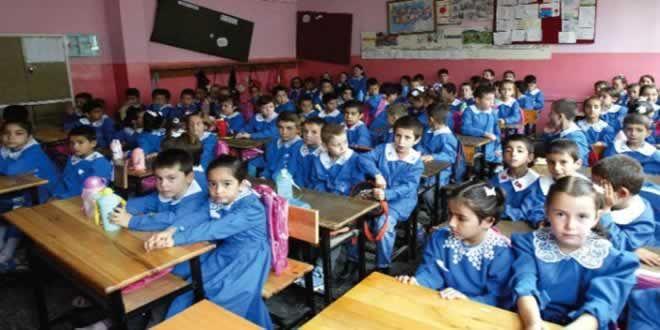 2015-2016 1. Sınıf Okula Başlama Yaşları (Aylara Göre)