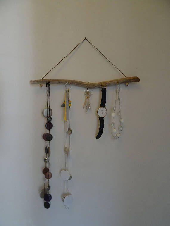 les 25 meilleures id es de la cat gorie bijoux en bois flott sur pinterest bijou porte. Black Bedroom Furniture Sets. Home Design Ideas