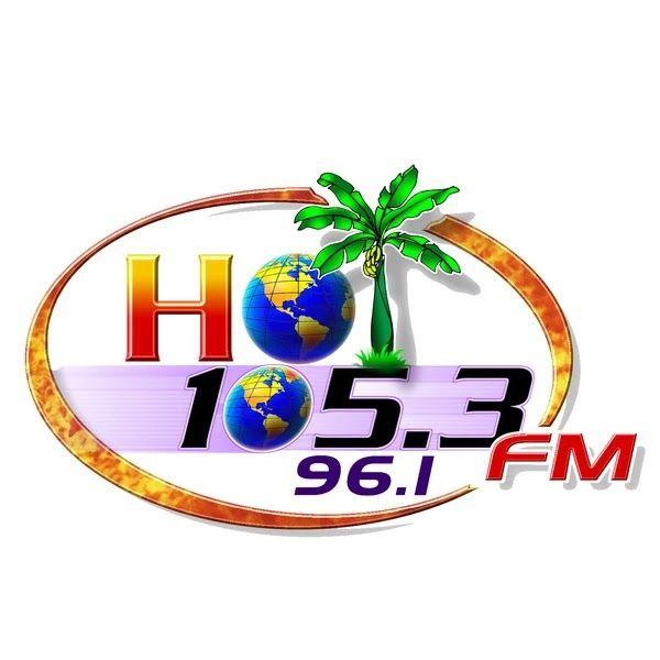 Caribbean Hot Fm Fm 96 1 Castries Saint Lucia In 2020 St