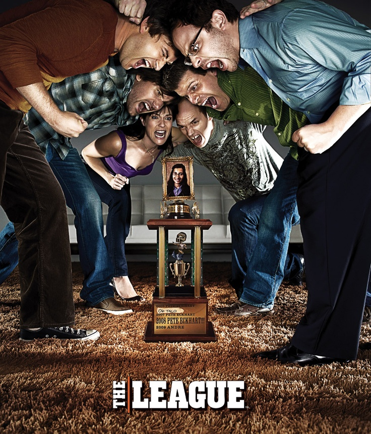 The League! I can't stand sports of any kind but this show is hilarious! #FantasyFootball