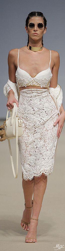 Spring 2017 Ready-to-Wear Noe Bernacelli