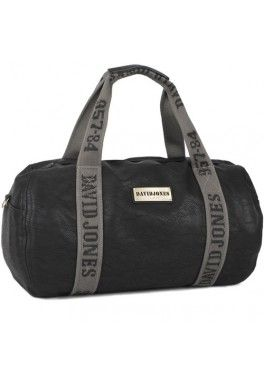 Sac polochon david jones Noir