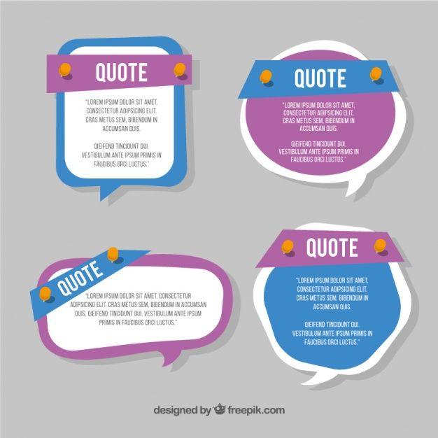 15 best Quote Templates images on Pinterest Tags, Balloons and - how to create a quotation template