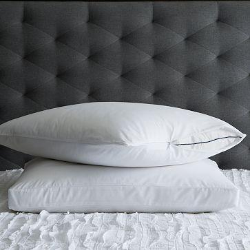 $10-16 Ultra-Fresh Pillow Protectors // WestElm