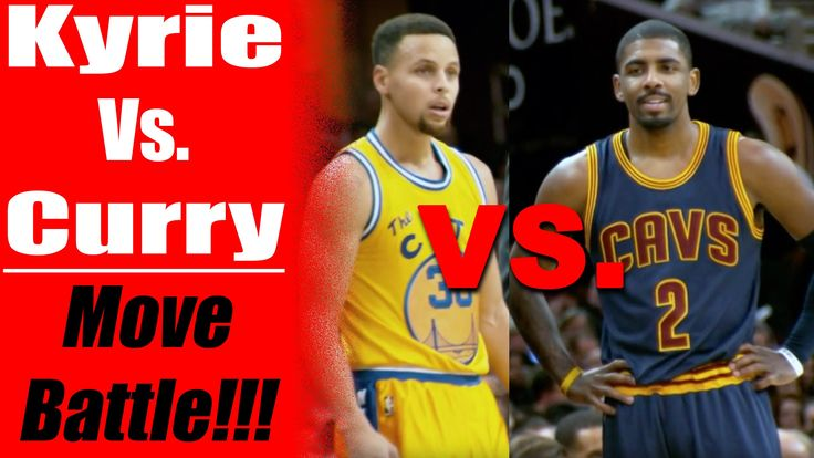 Kyrie Irving Vs. Stephen Curry Move Battle! Top 4 Basketball Moves & Cro...