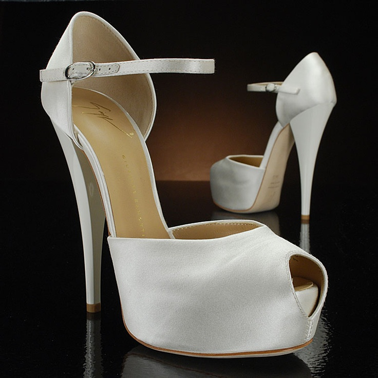 Zapatos para novia Giuseppe Zanotti