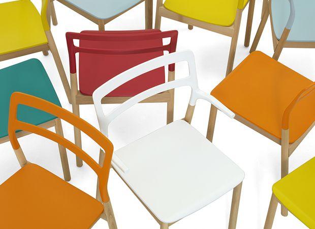 Monica Förster Design Studio, FLORINDA Chair, De Padova, 2011