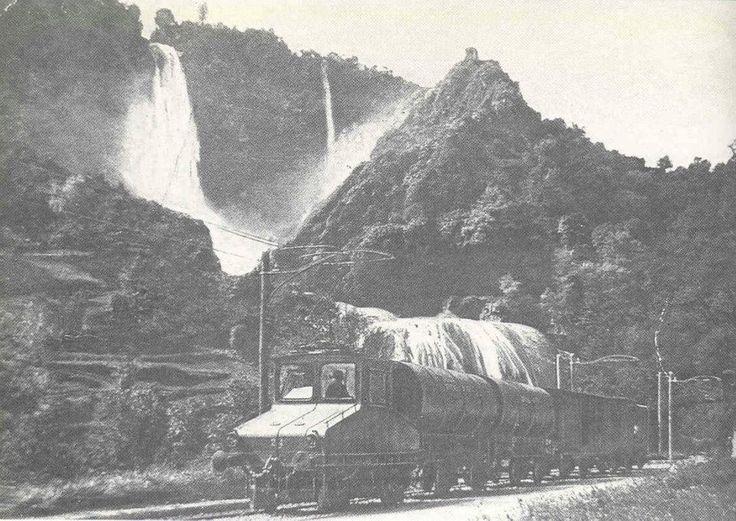 Cascata delle Marmore | Tram