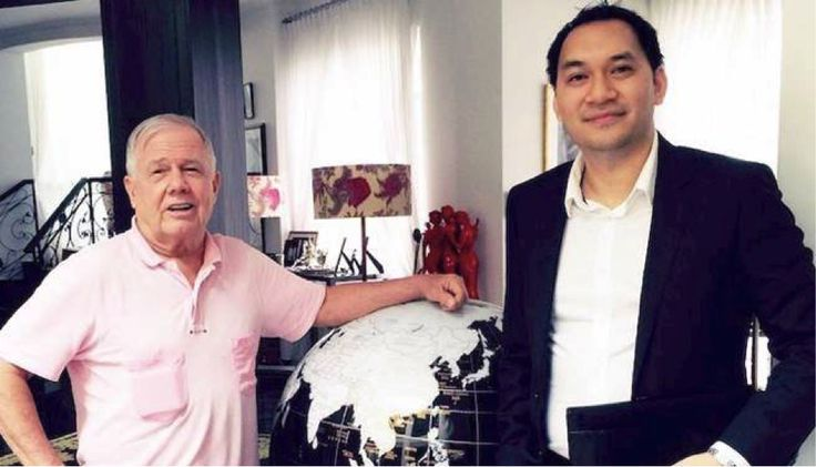 An Afternoon With Jim Rogers - Revisited