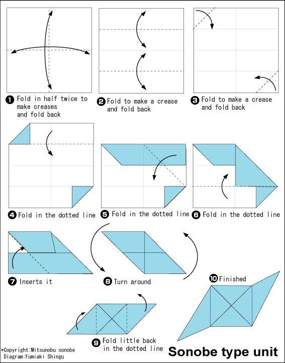 Assez 25+ unique Origami cube ideas on Pinterest | Paper cube, Origami  NT06