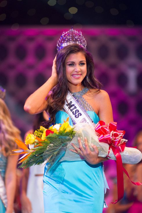 CONGRATULATIONS TO THE NEWLY CROWNED MISS TEEN USA 2015
