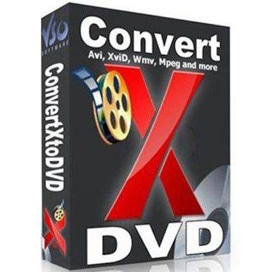 VSO ConvertXtoDVD 7.0.0.27 Serial Key & Crack Free Download