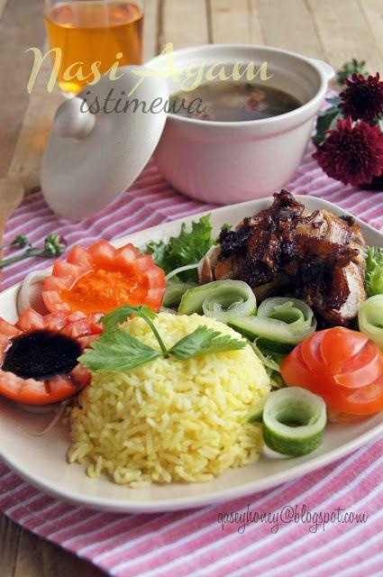Nasi Ayam Istimewa Best