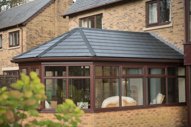 Pin By Dora Adamou On Conservatory In 2020 Roof Styles Conservatory Roof Beautiful Buildings