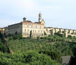Certosa del Galluzzo, 20 km from the Tenuta Tignanello estate