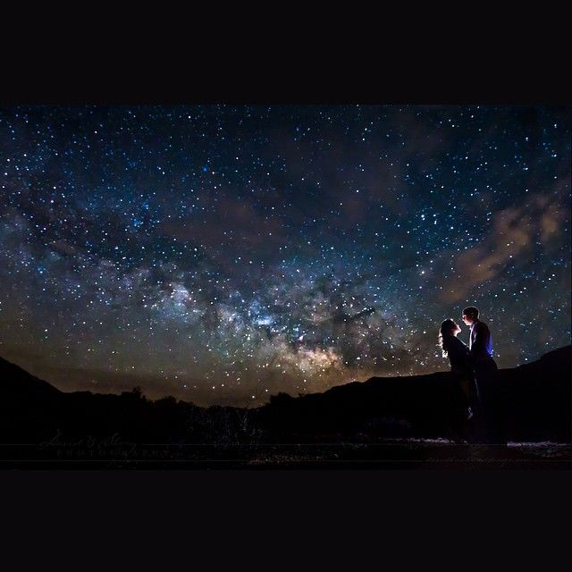 Our newly unveiled Epic Couplescape - http://www.davidbuckweddings.com/blog/2015/05/04/a-stellar-silhouette-epic-couplescape-valley-of-fire-state-park/ #wedding #weddingphotography #weddingphotographer #engaged #engagement #engagementshoot #engagementsess