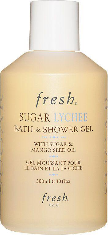 Fresh Women's Sugar Lychee Bath & Shower Gel