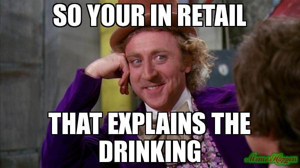 retail meme