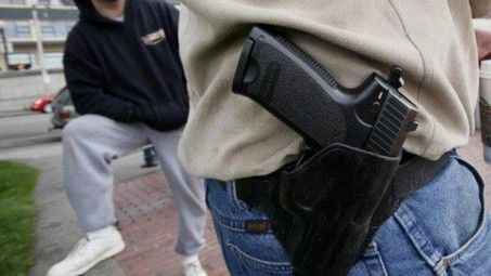 Texas lawmaker pushing 'Constitutional Carry' gun bill - http://conservativeread.com/texas-lawmaker-pushing-constitutional-carry-gun-bill/