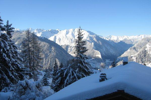 Verbier chalet Switzerland