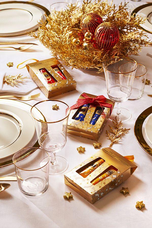 Des petits cadeaux s'invitent sur votre table de Noël ! | Noel