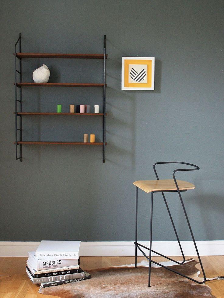 Tabouret haut, édition & design maison simone