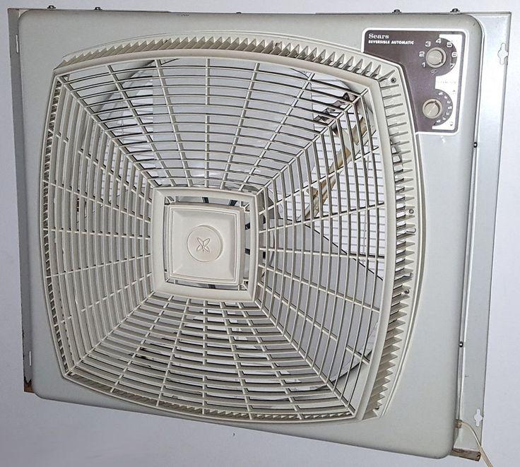 38 best images about vintage electric fans on pinterest for 18 window fans
