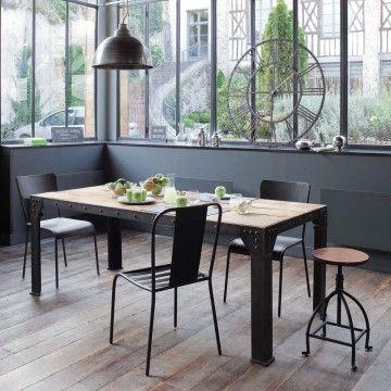 10 best Salle à manger images on Pinterest Dining room, Room and - modele de salle a manger design